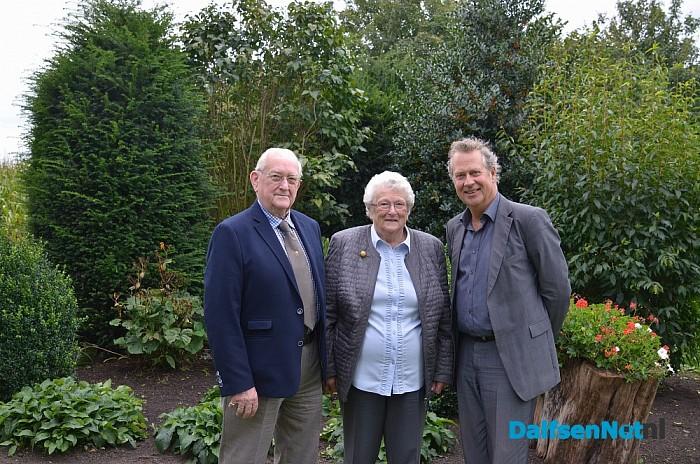 Echtpaar Marsman-Stegeman vandaag 60 jaar getrouwd - Foto: Johan Bokma