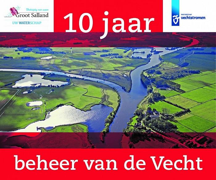 Beheer en onderhoud Vecht 10 jaar bij waterschappen - Foto: eigen geleverde foto