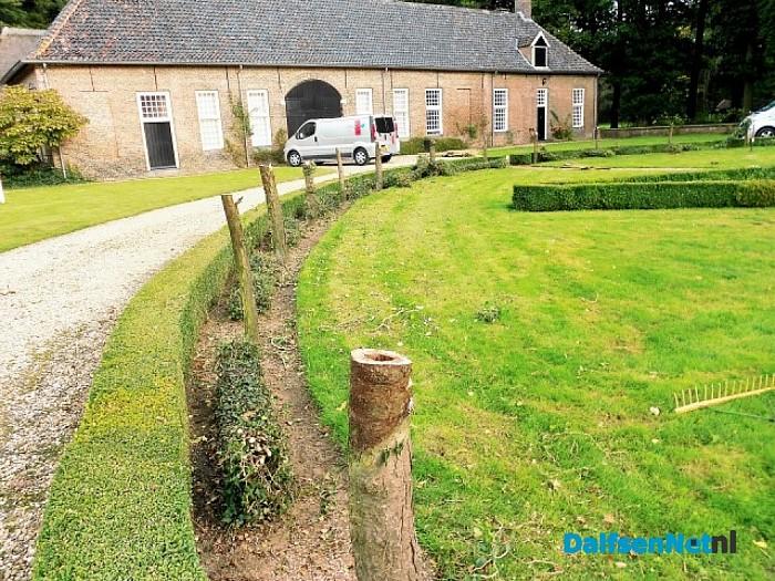 Grolleman doet al 30 jaar het groen bij Huize Den Berg