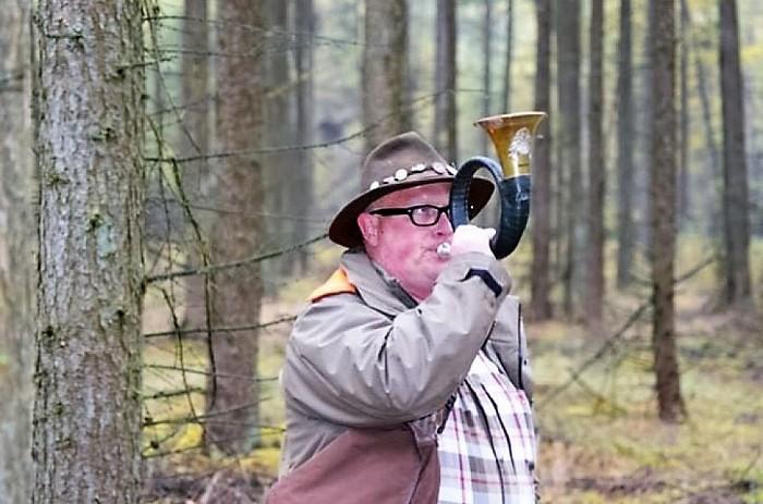 Jachthoornblazers in Dalfsen - Foto: eigen geleverde foto