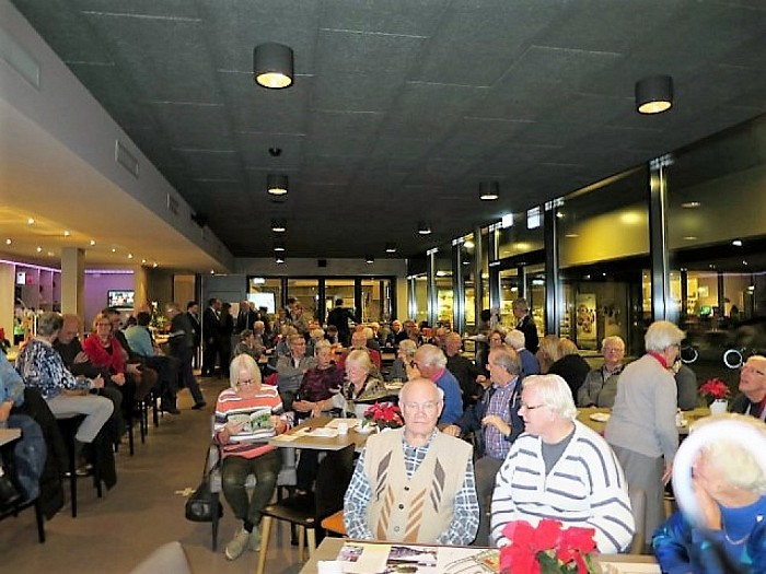 Overweldigende belangstelling Slingerdael - Foto: Wim
