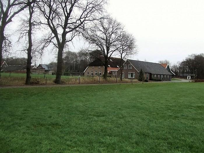 De (ter) Kuile een verdwenen havezate bij Hoonhorst - Foto: Wim