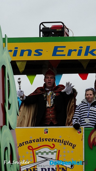 Prins Erik 1 in hogere sferen