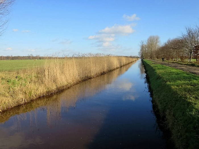 Na eeuwen wateroverlast nu kans op verdroging - Foto: Wim