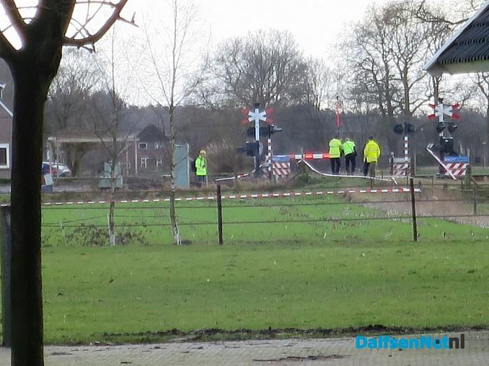 Wegafsluitingen na treinongeval - Foto: Wim