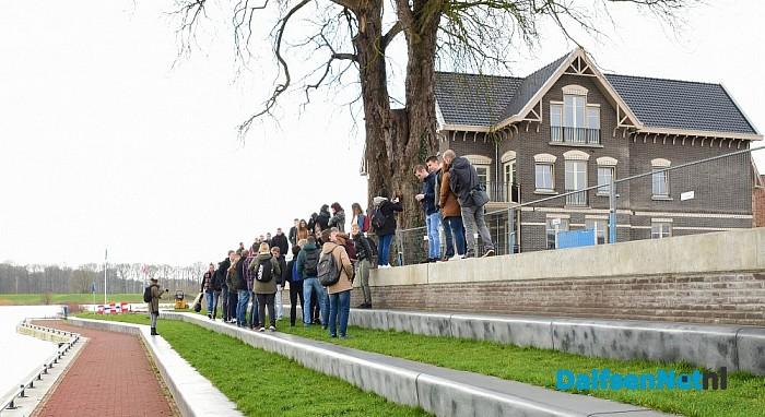 """Nieuwe theater Waterfront krijgt de naam """"de Stoomfabriek"""" - Foto: Johan Bokma"""