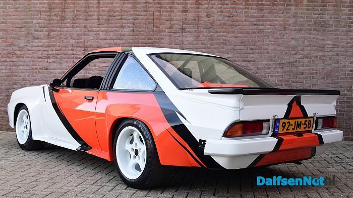 Opel GT Club Nederland te gast bij Achterasrevisie.nl - Foto: Johan Bokma