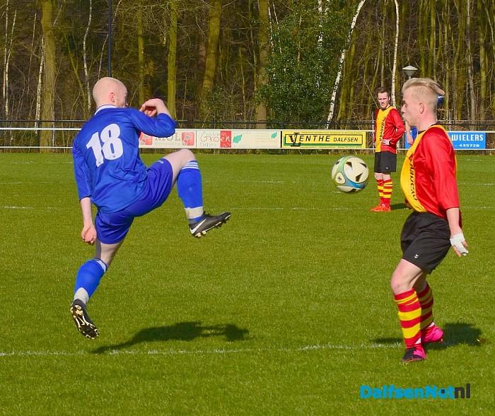 Dalfsen en OVC'21 in evenwicht - Foto: Johan Bokma