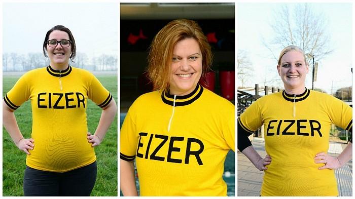 Honderdste Dalfsenaar in de gele trui - Foto: eigen geleverde foto