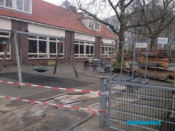 Voorplein Sint Willibrordusschool opgekocht