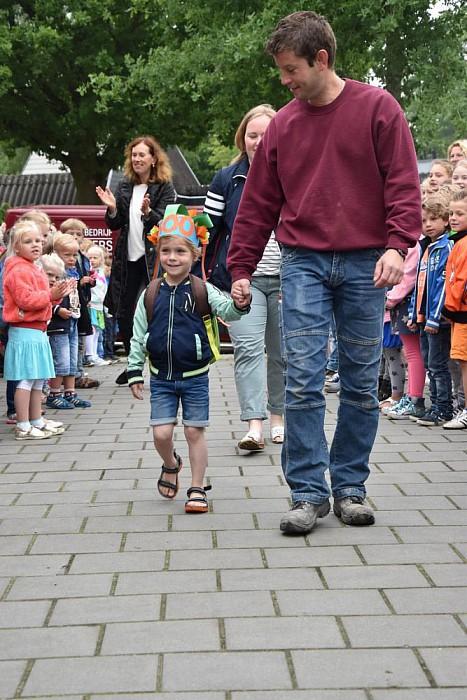 Cbs De Spiegel verwelkomt de 300-ste leerling - Foto: eigen geleverde foto