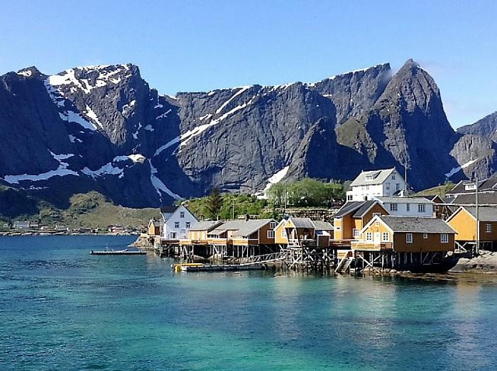 Vakantiefoto's (2): vanaf de Noordkaap - Foto: eigen geleverde foto