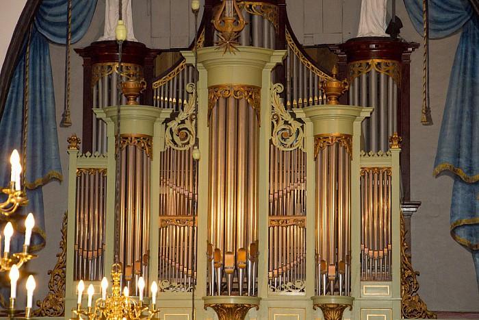 Uurtje kerkmuziek - Foto: Geert Bistervels