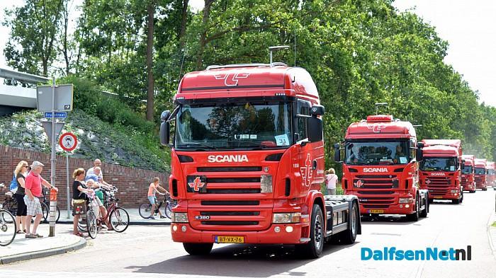 Truck In stapdag 2016 - Foto: Johan Bokma