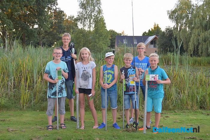 Jeugd Viswedstrijd HSV De Brasem - Foto: Johan Bokma