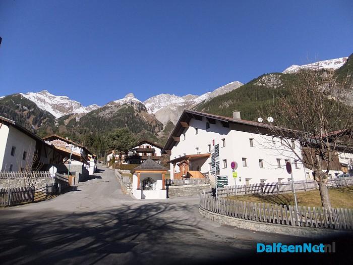 Vakantiekiekjes (10) Tirol Oostenrijk - Foto: Ingezonden foto
