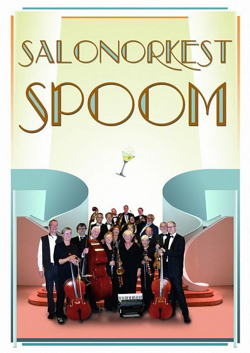 Salonorkest Spoom na 20 jaar nog springlevend - Foto: eigen geleverde foto