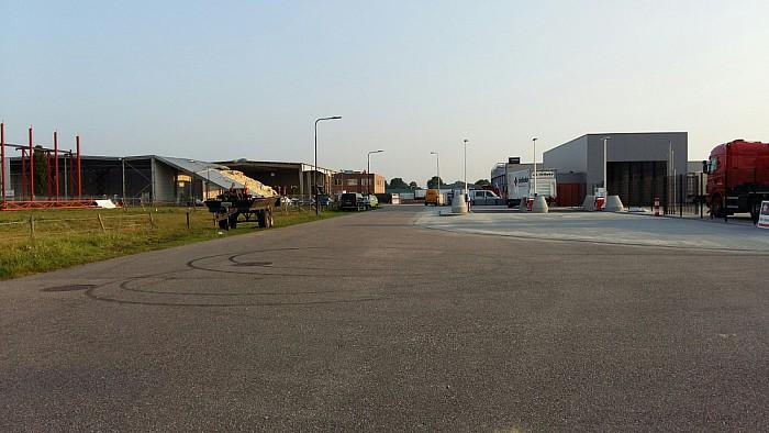 Tielbeke Transport druk doende met flinke uitbreiding - Foto: eigen geleverde foto