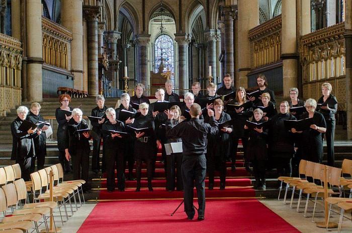 Spektakelstuk The Coronation Anthems ook in Dalfsen - Foto: eigen geleverde foto