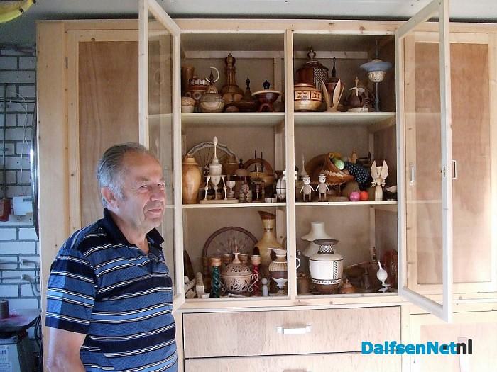 Hoe Anton Kreileman van zijn droom een hobby maakte - Foto: Wim
