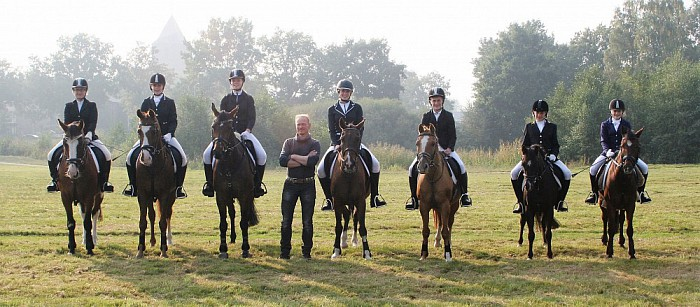 Clubkampioenschap Ponyclub Dalfsen e.o. - Foto: eigen geleverde foto