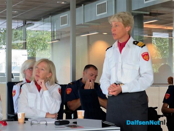 Mediabijeenkomst Veiligheidsregio IJsselland - Foto: Wim