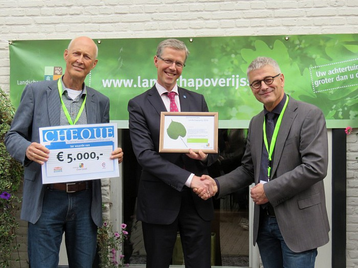 Zwolle wint Gemeentelijke Landschapsprijs 2016 - Foto: eigen geleverde foto