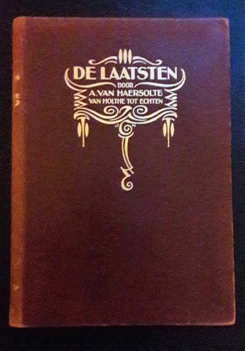 Herdruk eerste boek van Amoene van Haersolte - Foto: Ingezonden foto