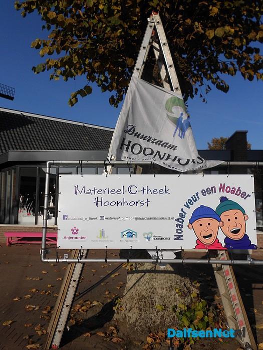 (T)rapartiesten in Hoonhorst