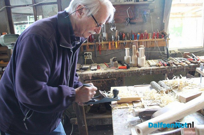 Midwinterhoorn maken workshop - Foto: Ingezonden foto