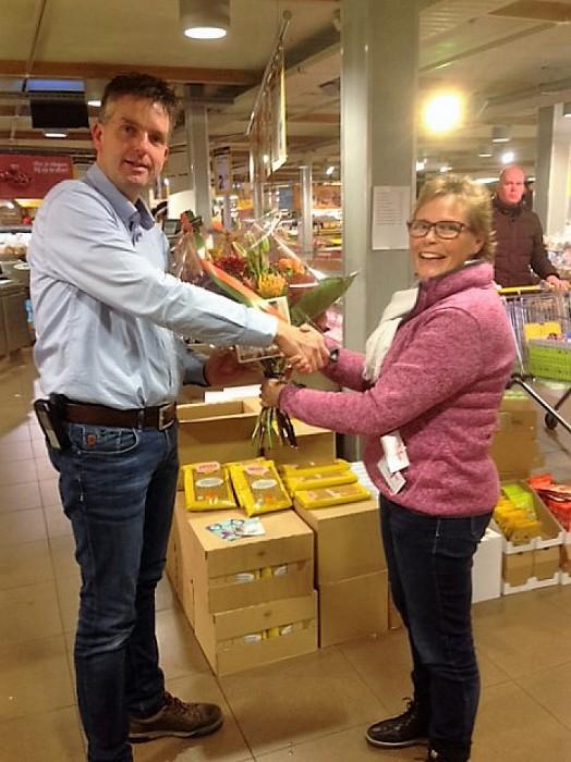 Dalfsen en Nieuwleusen in actie voor Letland - Foto: eigen geleverde foto