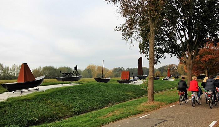 Verbreding brug stuw Vechterweerd - Foto: Ingezonden foto