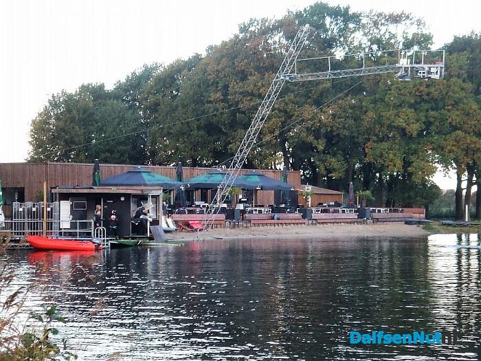 Waterskiën op de Wijthemerplas - Foto: Wim