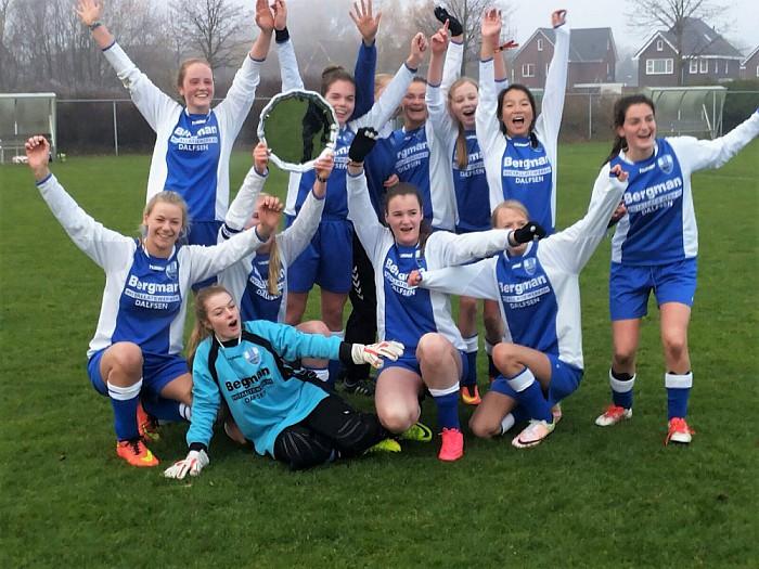 Hoonhorst – Wijthmen kampioen - Foto: eigen geleverde foto