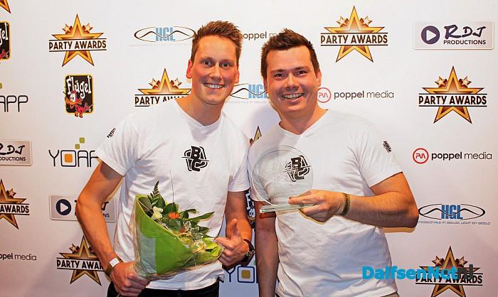 Lemelenaar DJ wint Award - Foto: Ingezonden foto