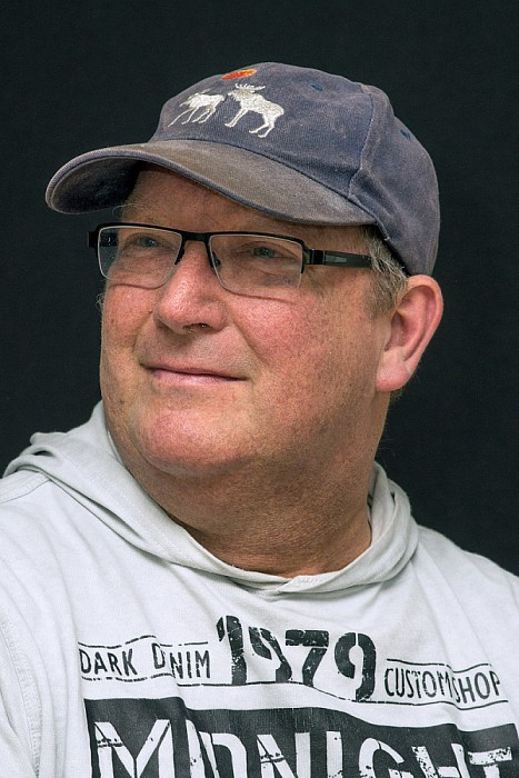 Man met hoofddeksel: Jan Fokkert - Foto: Paul Scholten