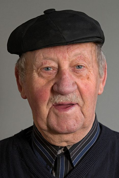 Man met hoofddeksel – Berend Boerman - Foto: Paul Scholten