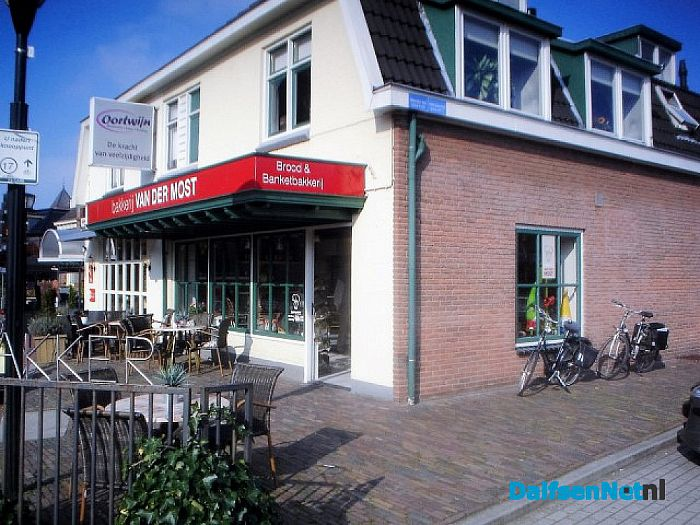30 jarig jubileum bakkerij van der Most