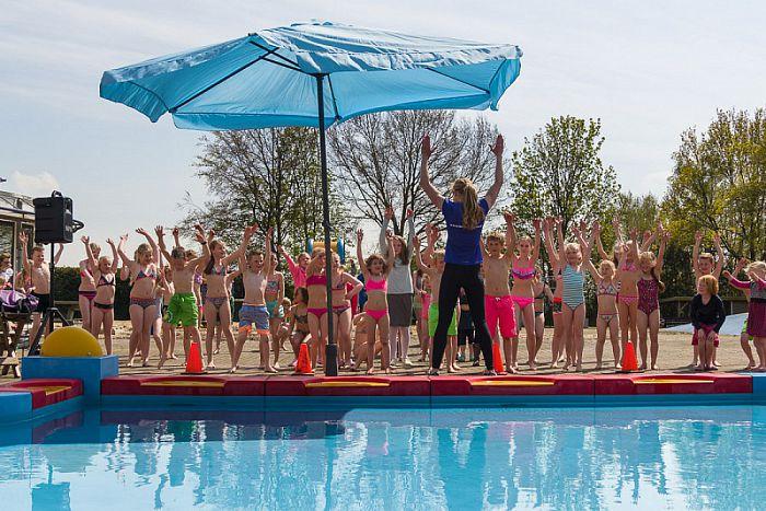 Zwem4daagse Staphorst in de meivakantie - Foto: eigen geleverde foto