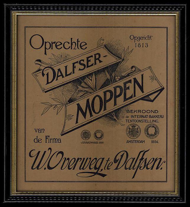 Oplossing vraagstelling Dalfsermoppen - Foto: eigen geleverde foto