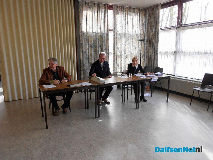 Waar is toch het stembureau in Hoonhorst?