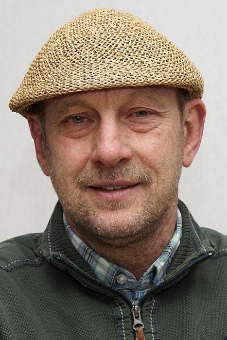 Man met hoofddeksel: Wim Duteweerd - Foto: Paul Scholten