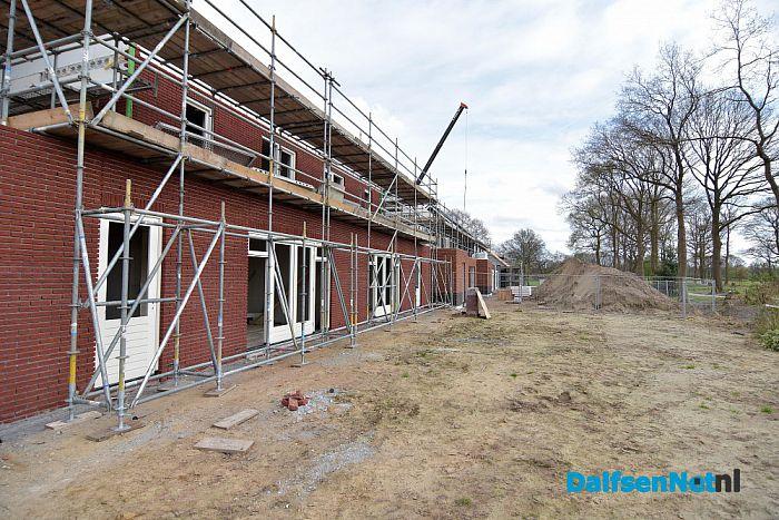 Update nieuwbouw Oosterdalfsen - Foto: Johan Bokma