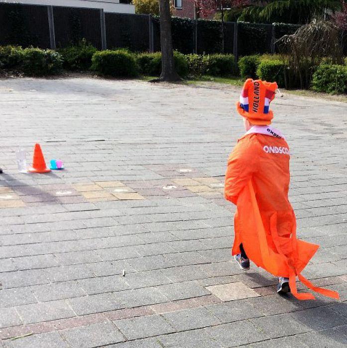 Koningsspelen op de BSO - Foto: eigen geleverde foto