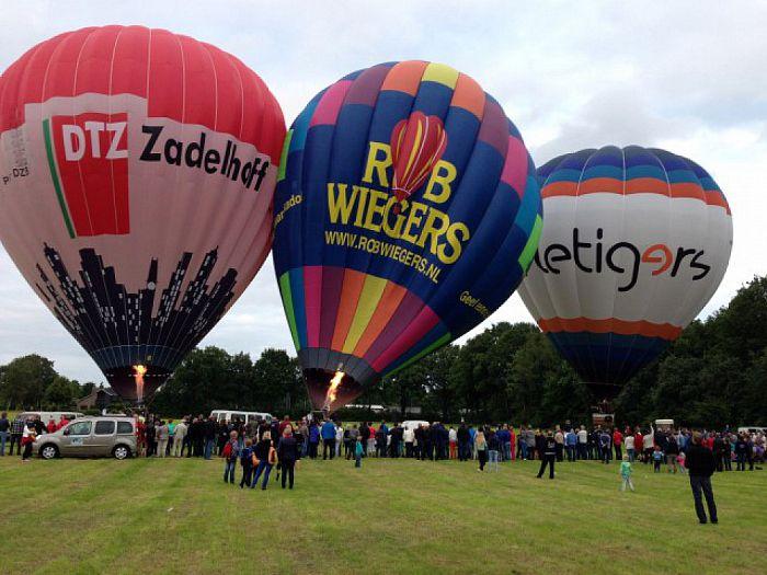30 juni: 25ste Ballonfestijn van de Averboys - Foto: eigen geleverde foto
