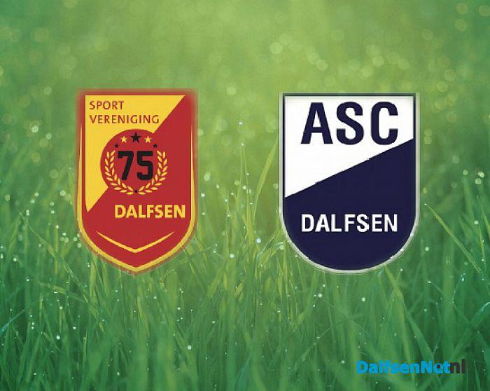 Eerste onderzoeksfase samenvoeging jeugd ASC'62 en SV Dalfsen afgerond