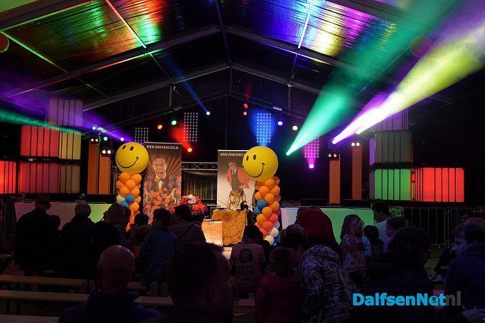 Albert Heijn Kinderfeest met Roderick Waterpas - Foto: Johan Bokma