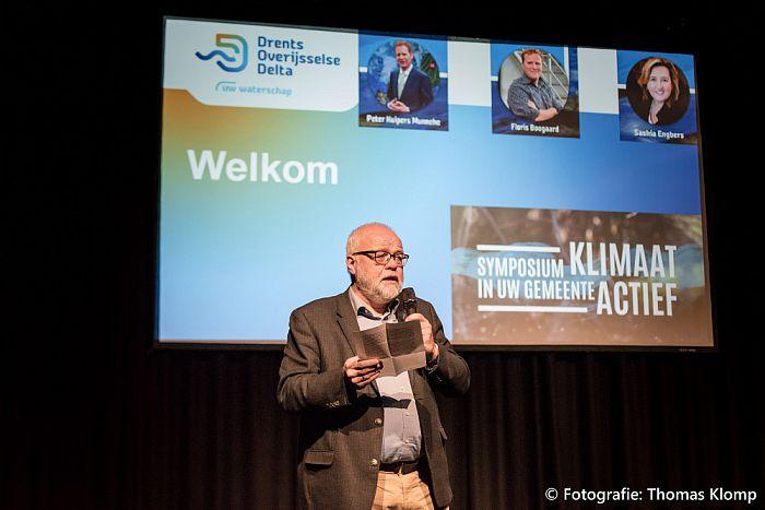 Wat te doen met de gevolgen van klimaatverandering in beeld gebracht in Dalfsen