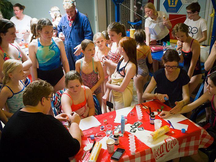 De 43e Zwem4daagse in Staphorst zit er op - Foto: eigen geleverde foto