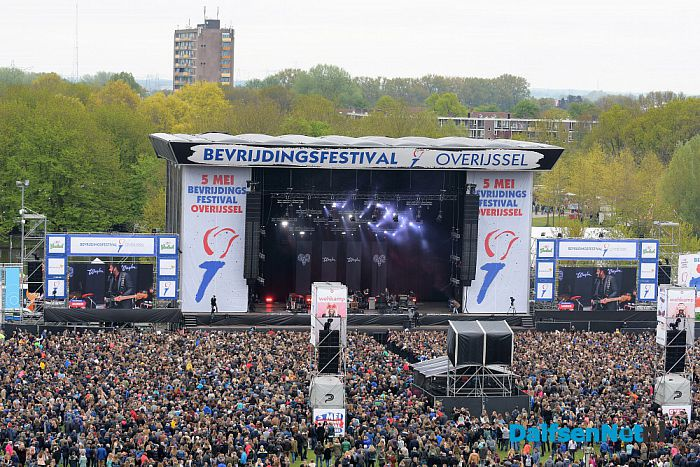 Bevrijdingsfestival Overijssel - Foto: Johan Bokma